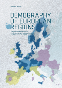 cover image demography of european regions